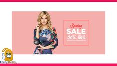 Spring Sale – Reduceri intre 20% si 80% – StarShinerS Spring Sale, Home Fashion, Casual