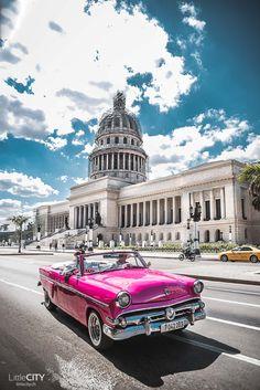 Precious Tips for Outdoor Gardens - Modern Retro Cars, Vintage Cars, Antique Cars, Cuba Travel, Nightlife Travel, Trinidad, Carros Vintage, Cuban Cars, 1954 Ford