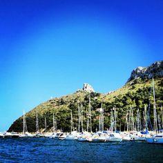 Sella del Diavolo Dolores Park, Silhouette, Travel, Voyage, Silhouettes, Viajes, Traveling, Trips, Tourism