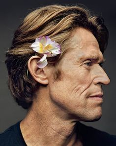 Willem Dafoe by Martin Schoeller