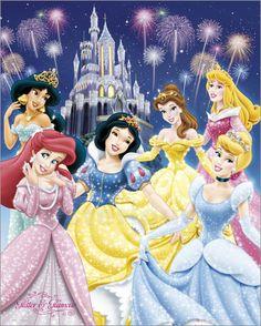 Die Disney-Prinzessin Belle, Heldin im Film die Schöne und das Biest, zaubert als Poster eine märchenhafte Atmosphäre in jedes Zimmer. Der Disney-Film basiert auf einem alten französischen Volksmärchen.