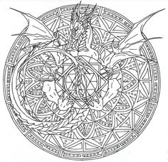 Complicated Coloring Pages for Adults Free To Print  http://procoloring.com/complicated-coloring-pages/