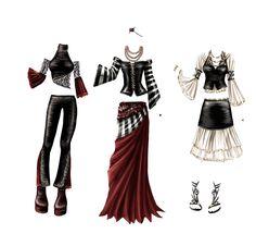 clothes by Irulana.deviantart.com on @deviantART