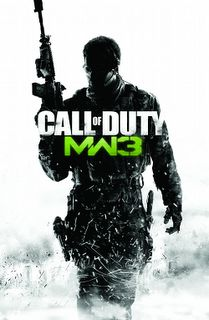 Call of Duty   Modern Warfare 3. The best first person shooter available until November when Call of Duty Ghosts comes out. Great maps, weapons and storylines. Much more fun than Black Ops 2.