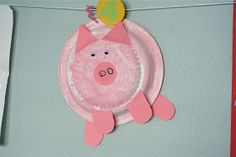 Little Page Turners: Farm Animal Crafts