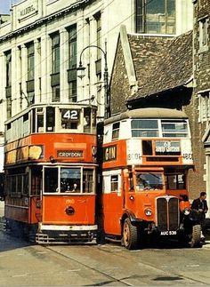 Vintage car and supercar famous photos London Transport, Public Transport, Transport Posters, Vintage London, Old London, Rt Bus, Bus City, Bradford City, Routemaster