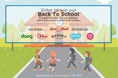 Win Back-To-School Essentials To Kick Off The School Year (6 winners)– Ends August 19th #sweepstakes https://www.goldengoosegiveaways.com/win-back-school-essentials-kick-off-school-year-6-winners-ends-august-19th?utm_content=buffer1684a&utm_medium=social&utm_source=pinterest.com&utm_campaign=buffer