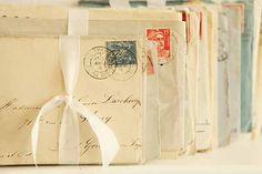 Vintage French Love Letters