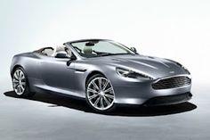 Silver Aston Martin for U
