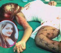 प्रेग्नेंट डांसर की कनपटी पर लगी गोली, ऐसे घसीटकर ले गए खून से लथपथ लाश   http://romanticnewshindi.com/two-month-pregnant-dancer-girl-shot-dead-news-hindi/