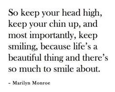 Keep Smiling by Lauren Taff