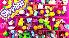 Shopkins Storage Case How to Store Your Shopkins Season These My Shoppin' Bin Shopkins Storage cases are awesome. They can fit up to 200 Shopkins, 50 Shop. Shopkins Season 2, Shopkins Bday, Gemstone List, Tabletop Fountain, I Love Makeup, Easy Diy Crafts, Playroom, Kids Room, Youtube