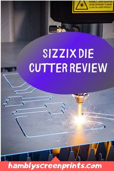 Check out the ultimate Sizzix Die Cutter review here. Find out everything you need to know about this die-cutting machine - the Big Shot Plus. Details on this pin! #sizzix #sizzixmachine #diecuttingmachine #bigshotplus Vinyl Art, Vinyl Decals, Wall Decals, Vinyl Cutting, Die Cutting, Cricut, Vinyl Shirts, Colour List, Big Shot