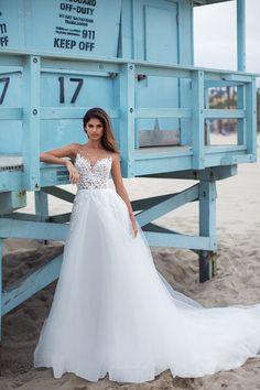 Rochie de mireasa Milla Nova Tayana - Rochii de mireasa Bucuresti 2019 Formal Dresses, Wedding Dresses, Marie, Nova, Collection, Weddings, Bridal, Metal, Fashion