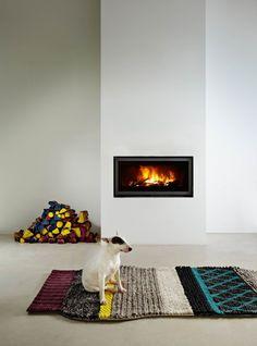 Designed by Patricia Urquiola for Gandia Blasco, this is MANGAS rug collection that are crafted to provide something different for your contemporary interior. Patricia Urquiola, Sweet Home, Tapis Design, Unique Rugs, Fireplace Design, Modern Fireplace, Beautiful Interiors, Contemporary Interior, Interior Design Inspiration