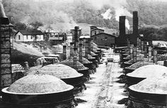 """History of the Hocking Valley Brick Industry (""""transcribed by Sandra Mitchell Quinn from the1968 Parade of the Hills Lions Club booklet, by Rev. John Lloyd Evans"""")"""