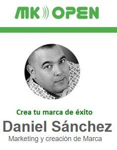 Daniel Sánchez nos explica en una ponencia cómo crear una marca de éxito. Descubre su ponencia en http://www.aenoa.com/mk-open/cth_speaker/daniel-sanchez/ #MKOpen #Sevilla #Congreso #marketingdigital #redessociales #posicionamientoweb