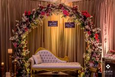 Backdrop Frame, Flower Wall Backdrop, Wall Backdrops, Wedding Stage Decorations, Engagement Decorations, Backdrop Decorations, Reception Stage Decor, Beauty And The Beast Wedding Theme, Decoration Buffet