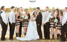 Big bridal party  Brittaney & Joey! » Wings of Glory Photography www.WingsOfGloryPhotography.com