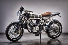 pinterest.com/fra411 #classic #motorbike - RocketGarage Cafe Racer: Brough Superior Motorcycles