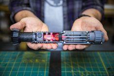 Ce sabre laser imprimé en 3D est exceptionnel