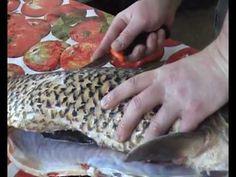 Рецепт: Хе из Рыбы (Салат Хе из Карпа)