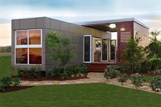 This is not a shipping container house. It is something far more significant. : TreeHugger