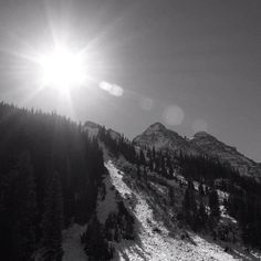 Aspen Sun #aspen #colorado #winter