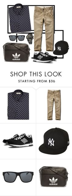 """""""Men Style"""" by yasdiniz ❤ liked on Polyvore featuring Burberry, Abercrombie & Fitch, New Balance, New Era, Orlebar Brown, adidas Originals, G-Shock, mens, men and men's wear"""