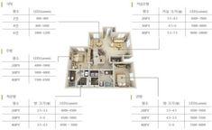 1. 리모델링시 좋은 조명의 조건 (인테리어 조명 디자인 및 비교) <<평형별 필요 불밝기(LED LM...
