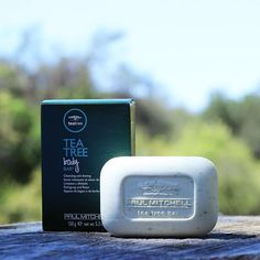 Gently exfoliate and lather with Tea Tree Body Bar's, enriched with parsley flakes and tea tree oil. Shop now at the link in our bio. #TeaTreeHairCare Oil Shop, Body Bars, Paul Mitchell, Tea Tree Oil, Flakes, Parsley, Cleanse, Hair Care, Link