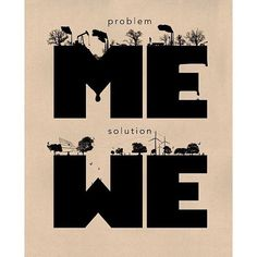 Many of today's issues are caused by a 'me' attitude fuelled with greed. Is collaboration the key to moving forward? www.livelearnevolve.com #livelearnevolve