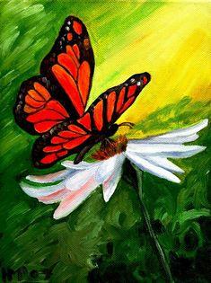 Susan's Musings: Follow a Butterfly
