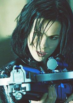 """Well, perhaps I'm mistaken and there's no use for you at all"" - Selene in Underworld Evolution"