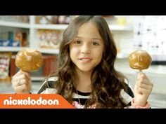 How to Prank | Breanna Yde Makes A Caramel Onion | Nick - YouTube