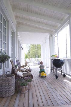 It's a house - en av Sveriges största inredningsbloggar: Veranda