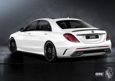 2014 Mercedes Benz S Class Tuned | By German Special Customs