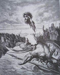 David & Goliath ~
