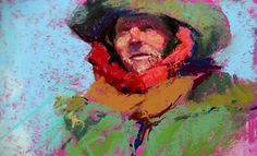 Nancy by Barbara Noonan Pastel ~  x