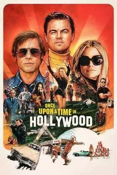 """Discover """"Once Upon a Time… in Hollywood"""" outfits and related products from Rick Dalton (Leonardo DiCaprio), Cliff Booth (Brad Pitt), Sharon Tate (Margot Robbie)… Movies 2019, Hd Movies, Movies To Watch, Movies Online, Movies Free, Comedy Movies, Prime Movies, Cinema Movies, Cult Movies"""
