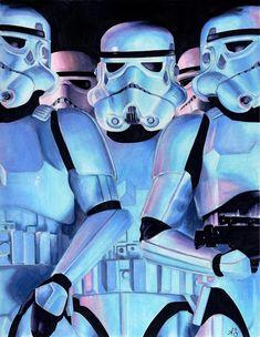 Storm Troopers by ALLISON SOHN