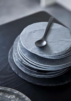 Concrete plates | Betonnen borden