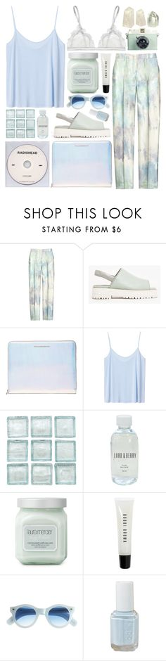 """""""green iridescence"""" by deca-dence ❤ liked on Polyvore featuring Michael Kors, Wood Wood, Marc by Marc Jacobs, KEEP ME, Monki, Lord & Berry, Laura Mercier, Bobbi Brown Cosmetics, J.Crew and Essie"""
