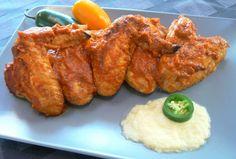 SCD Pineapple & Mango Sweet Heat Chicken Wings (*Use SCD legal tomato paste...)
