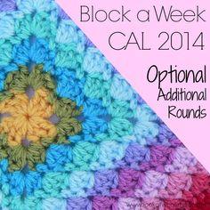 Block a Week CAL