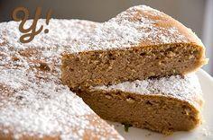 Moelleux à la crème de marrons de Karine Cuisine, page 67 du NOUVEAU Yummy Magazine.
