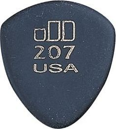 Dunlop JD JazzTone 207 Guitar Picks 6-Pack by Jim Dunlop. $4.99. Accuracy and tone are two key elements Dunlop considered when designing their JD Jazztones guitar picks. Developed specifically for the Jazz guitarist, JazzTone 207 picks deliver great tone and speed for any player who needs to play FAST! JD Jazztones offer a super gripping surface, and they're stiff, are great for speed and have a precision contoured edge that insures a smooth release.