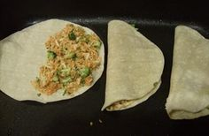 Vegetable-Cheese Quesadillas: Real Food, Real Fast!