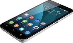 Huawei Honor 4X - Home Screen