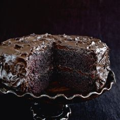 Baking Recipes, Cake Recipes, Dessert Recipes, Easy Delicious Recipes, Yummy Food, Tzatziki, Chocolat Cake, Cookie Cake Pie, Brownies
